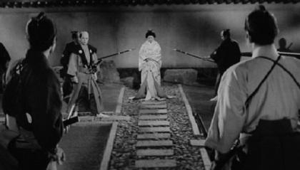 SAMURAI REBELLION (1967, Masaki Kobayashi)